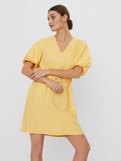 sárga VERO MODA Ruha 'Ico', Modell nézet