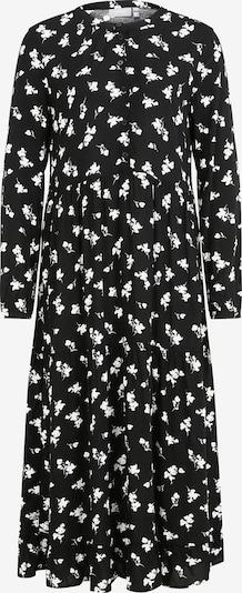 b.young Blusenkleid 'BYISOLE LONG' in mischfarben / schwarz, Produktansicht