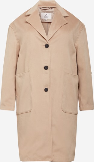 Z-One Between-seasons coat 'Denise' in Light beige, Item view