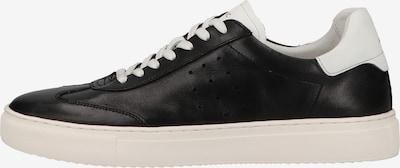 Marc Shoes Sneakers laag in de kleur Zwart / Wit, Productweergave