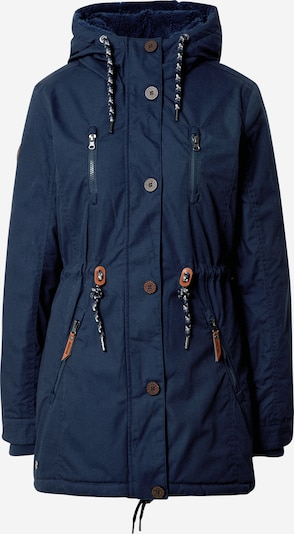 mazine Winter parka 'Erin' in navy, Item view
