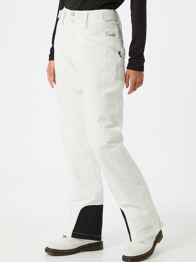 PROTEST Skihose 'KENSINGTON' in schwarz / weiß, Modelansicht