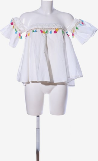 Storets Carmen-Bluse in XS in weiß, Produktansicht