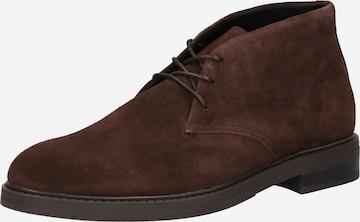 SELECTED HOMME Chukka Boots 'BLAKE' i brun