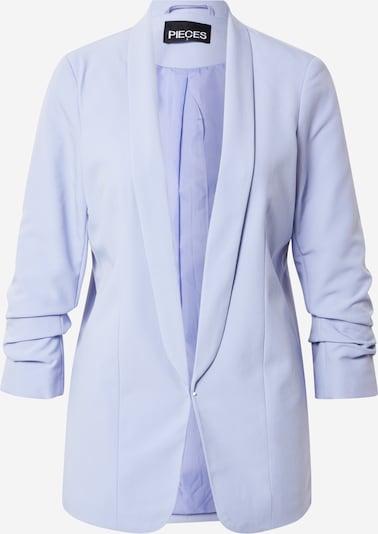 PIECES Blazer en bleu clair, Vue avec produit