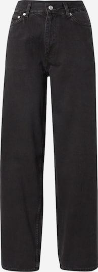 WEEKDAY Jeans 'Rail' in schwarz, Produktansicht