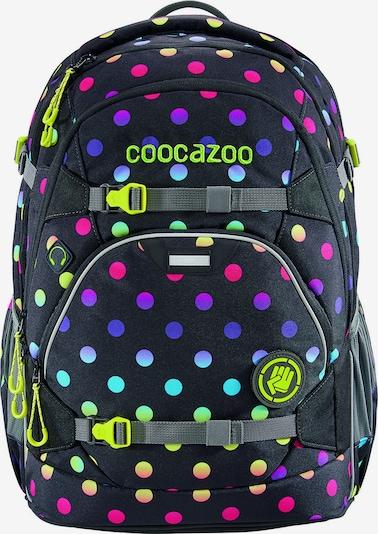 Coocazoo Sac à dos en mélange de couleurs, Vue avec produit