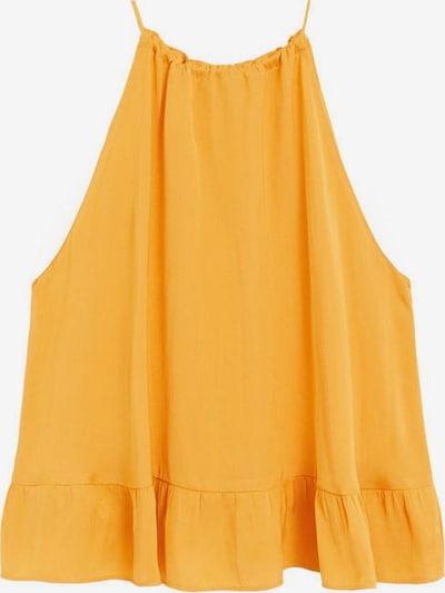 MANGO Top 'memory' in orange, Produktansicht