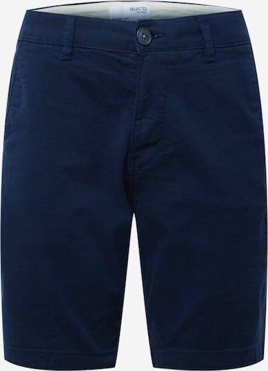 Pantaloni chino 'CHESTER' SELECTED HOMME di colore marino, Visualizzazione prodotti