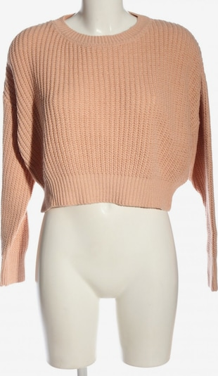 BDG Urban Outfitters Zopfpullover in XS in nude, Produktansicht