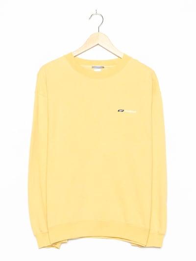 REEBOK Sweatshirt in L in honig, Produktansicht