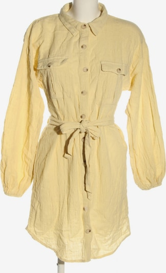 Sabo Hemdblusenkleid in S in pastellgelb, Produktansicht