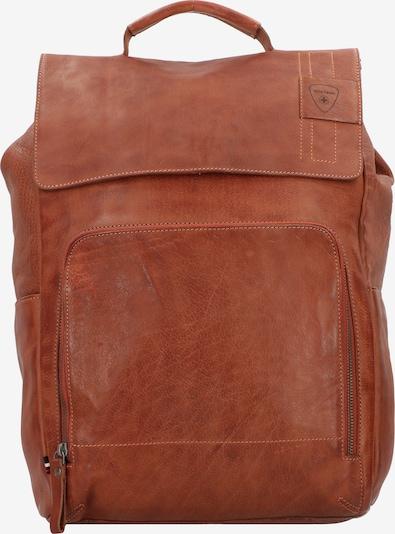 STRELLSON Rucksack 'Upminster' in braun, Produktansicht