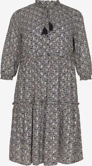 NO.1 by OX Kleid 'Astrid' in beige / nachtblau / gold / pastellpink, Produktansicht
