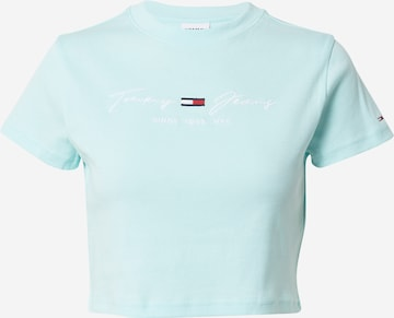 Tommy Jeans Shirt in Blauw