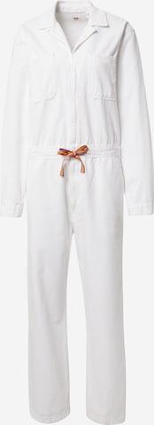 LEVI'S Ολόσωμη φόρμα 'LIBERATION' σε λευκό
