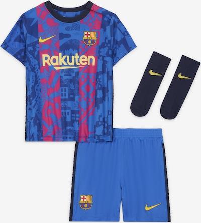 NIKE Set  'FC Barcelona' in blau / mischfarben, Produktansicht