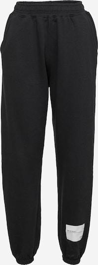 Public Desire Pantalon en noir / blanc, Vue avec produit