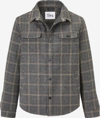 S4 Jackets Übergangsjacke in beige / grau, Produktansicht