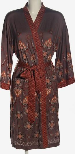 Mey Kimono in S in braun / hellorange, Produktansicht
