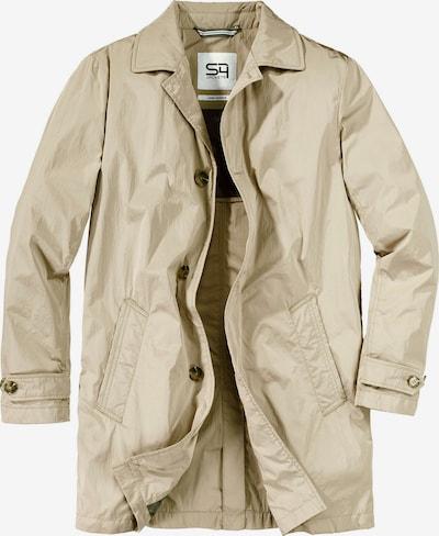 S4 Jackets Mantel in beige, Produktansicht