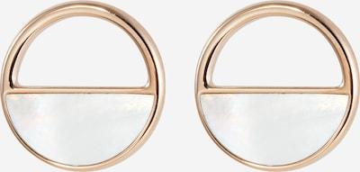 SKAGEN Earrings 'Elin' in Rose gold / Silver, Item view