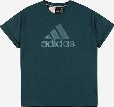 ADIDAS PERFORMANCE Функционална тениска в тъмнозелено, Преглед на продукта
