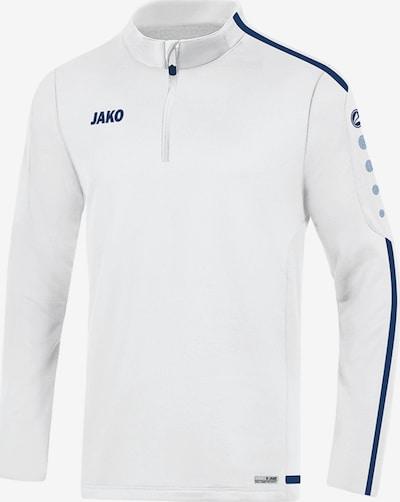 JAKO Sweatshirt in weiß: Frontalansicht