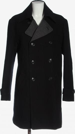 H&M Wollmantel in XXXL in schwarz, Produktansicht