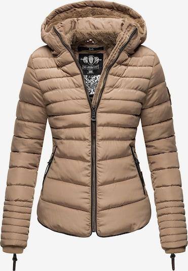 MARIKOO Winterjacke 'Amber' in beige, Produktansicht
