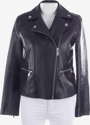 Karl Lagerfeld Lederjacke / Ledermantel in M in schwarz, Produktansicht