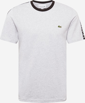 T-Shirt LACOSTE en gris