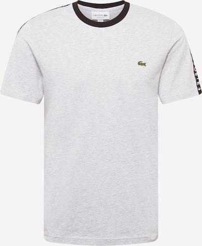 Maglietta LACOSTE di colore grigio / nero, Visualizzazione prodotti