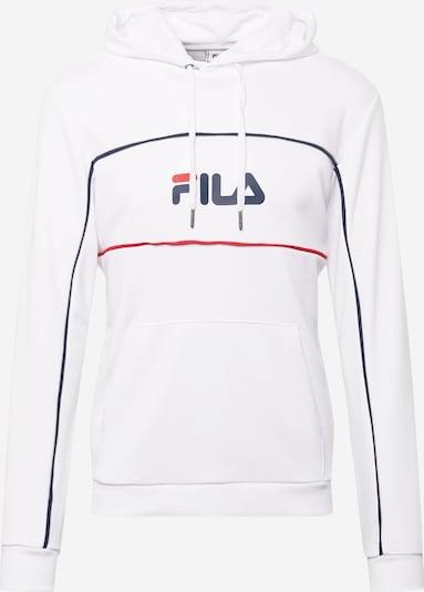 Bluză de molton 'ANALU' FILA pe bleumarin / roșu / alb, Vizualizare produs