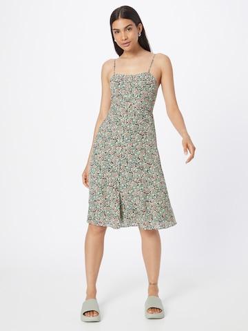 The Kooples Summer Dress in Green