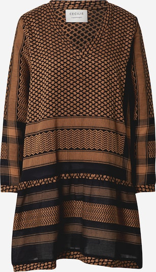 Cecilie Copenhagen Dress in brown / black, Item view