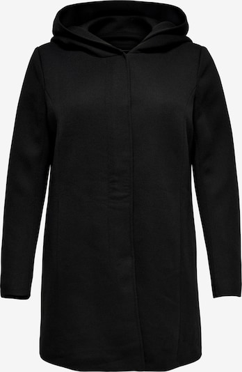 Demisezoninis paltas iš ONLY Carmakoma, spalva – juoda, Prekių apžvalga