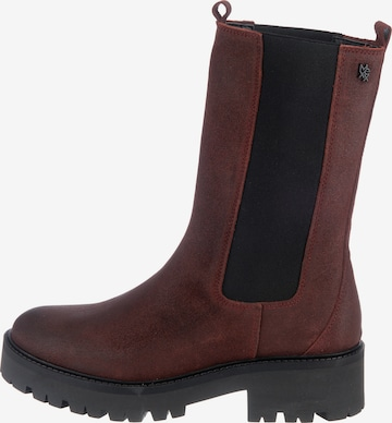 MEXX Boots in Rot