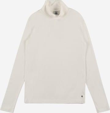 PETIT BATEAU Sweater in White
