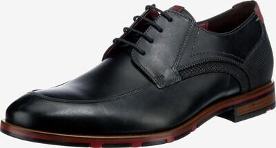 LLOYD Šněrovací boty 'DENOS' - krvavě červená / černá, Produkt