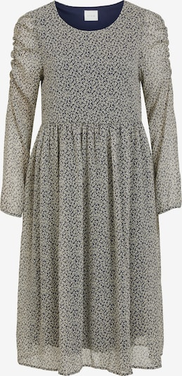 VILA Kleid 'Berin' in navy / offwhite, Produktansicht