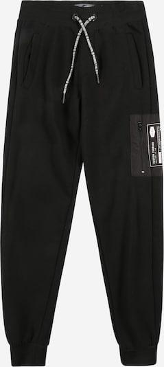 Pantaloni Petrol Industries pe negru, Vizualizare produs