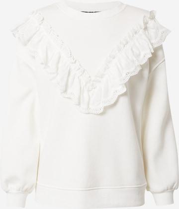 Dorothy Perkins Sweatshirt in White