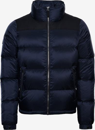 Superdry Winterjas in de kleur Donkerblauw, Productweergave
