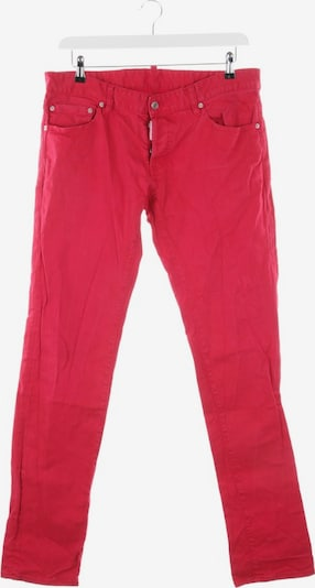 DSQUARED2  Jeans in 35-36 in rot, Produktansicht