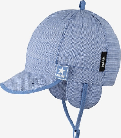 pure pure by BAUER Mütze in himmelblau, Produktansicht