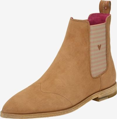 Crickit Chelsea Boot 'Alyssa' in beige / braun / rosa, Produktansicht