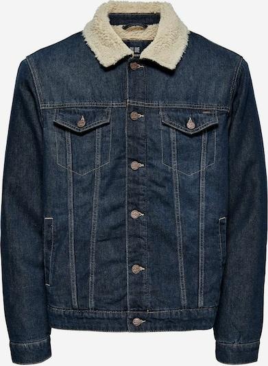 Only & Sons Jacke in blau, Produktansicht