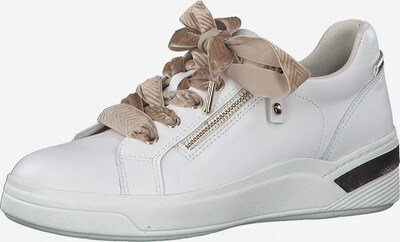Tamaris Pure Relax Låg sneaker i vit, Produktvy