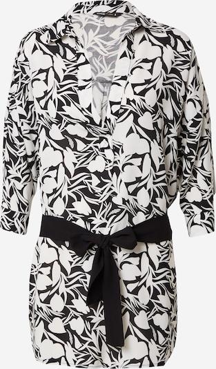 DeFacto Tunika in schwarz / weiß, Produktansicht